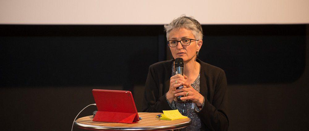 Béatrice Le Conte intervient sur la responsabilisation chez Michelin : comment retrouver des yeux qui brillent.
