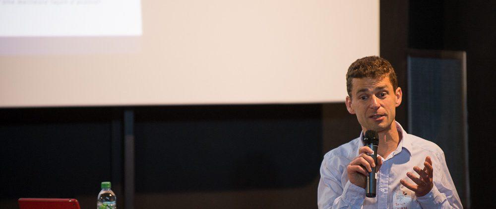 Les changements managériaux chez Michelin, décrits par Benoît Chéhère au LivingOrgs 1